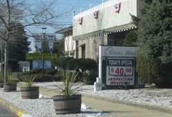 two hotels in point pleasant beach
